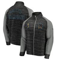 Golden State Warriors 2018 NBA Finals Champions Spotlight Full-Zip Podium Jacket
