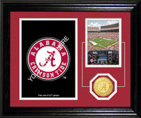 Alabama Crimson Tide Fan Memories Desktop Photo Mint