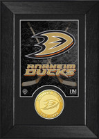 Anaheim Ducks Bronze Coin Mini Mint