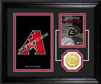 Arizona Diamondbacks Fan Memories Photo Mint