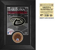 Arizona Diamondbacks Dirt Coin Mini Mint