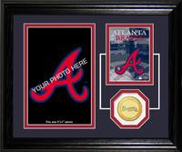 Atlanta Braves Fan Memories Photo Mint