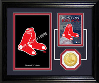 Boston Red Sox Fan Memories Photo Mint