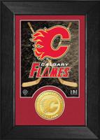 Calgary Flames Bronze Coin Mini Mint