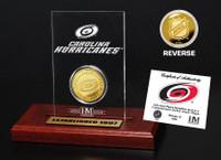 Carolina Hurricanes Etched Acrylic Desktop