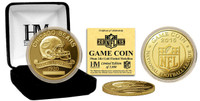 Chicago Bears 2015 Game Coin