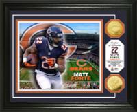 Matt Forte Gold Coin Photo Mint