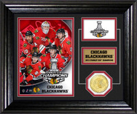 2013 Stanley Cup Champions Desktop Photo Mint