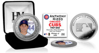 Anthony Rizzo Silver Color Coin