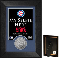Chicago Cubs Selfie Minted Coin Mini Mint