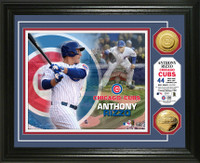 Anthony Rizzo Gold Coin Photo Mint