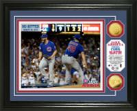 Jake Arrieta No-Hitter Gold Coin Photo Mint