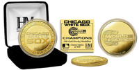 2005 World Series Champions Gold Mint Coin