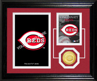 Cincinnati Reds Fan Memories Photo Mint
