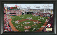 Cincinnati Reds Signature Field