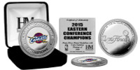 Cleveland Cavaliers 2015 Eastern Conference Champions Silver Mint Coin