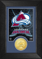 Colorado Avalanche Bronze Coin Mini Mint