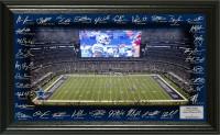 Dallas Cowboys 2016 Team Signature Gridiron Collection LE