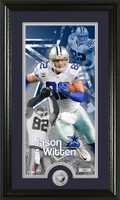 Jason Witten Supreme Minted Coin Panoramic Photo Mint