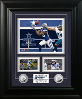 Dez Bryant Marquee Silver Coin Photo Mint