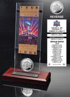 Super Bowl 27 Ticket & Game Coin Collection