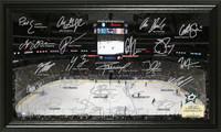Dallas Stars Signature Rink