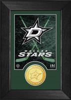 Dallas Stars Bronze Coin Mini Mint