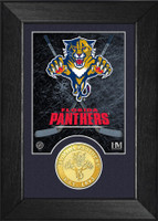 Florida Panthers Bronze Coin Mini Mint