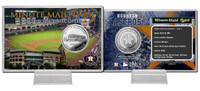 Minute Made Park Silver Coin Card