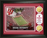 Indiana University Stadium Gold Coin Photo Mint