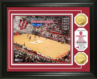Indiana University Court Gold Coin Photo Mint