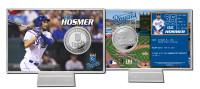 Eric Hosmer Silver Coin Card