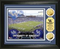 University of Kentucky Stadium Gold Coin Photo Mint
