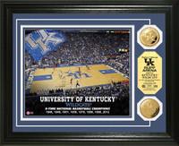 University of Kentucky Court Gold Coin Photo Mint