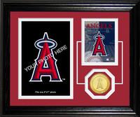 Los Angeles Angels Fan Memories Photo Mint