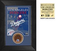 Los Angeles Dodgers Infield Dirt Coin Mini Mint