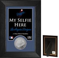 Los Angeles Dodgers Selfie Minted Coin Mini Mint