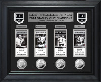 LA Kings 2014 Stanley Cup Champions Ticket & Game Collection