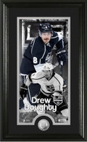 Drew Doughty Supreme Minted Coin Panoramic Photo Mint