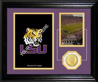 Louisiana State University  Fan Memories Desktop Photo Mint
