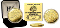 University of Louisville 2013 NCAA Basketball National Champions Gold Coin