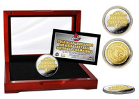 University of Louisville 2013 NCAA Basketball National Champions Two-Tone Coin
