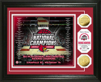 University of Louisville 2013 NCAA Basketball National Champions Gold Coin Photo Mint
