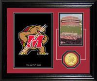 University of Maryland Fan Memories Desktop Photo Mint