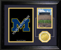 University of Michigan Fan Memories Desktop Photo Mint