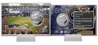 Miller Park Silver Coin Card