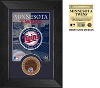 Minnesota Twins Infield Dirt Coin Mini Mint