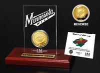 Minnesota Wild Etched Acrylic Desktop