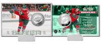 Ryan Suter Silver Coin Card