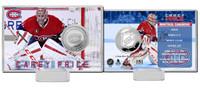 Carey Price Silver Coin Card